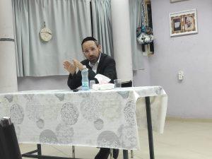 הרצאה מרתקת בעמנואל ביום חמישי 13/6. י׳ סיון תשע״ט